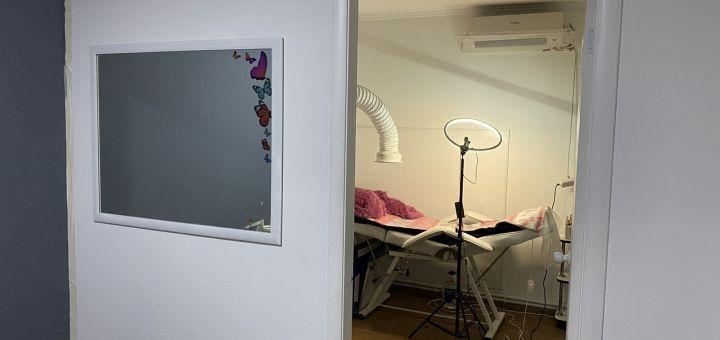 Кератиновое выравнивание с укладкой волос в студии красоты «Lash Bar»