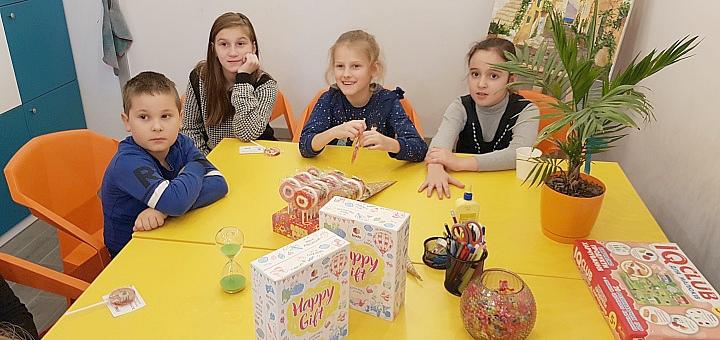 До 16 развивающих занятий английским языком в детском клубе «SKILLS»