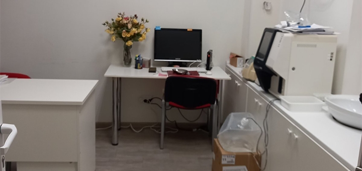 Обследование у педиатра в медицинском центре «Pulse»