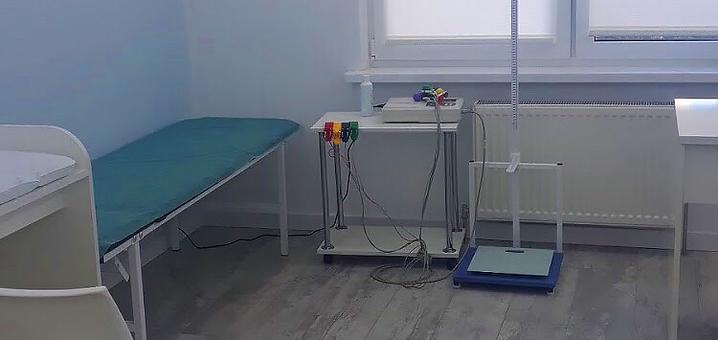 Обследование у семейного врача с ЭКГ в сети медицинских центров «Pulse»