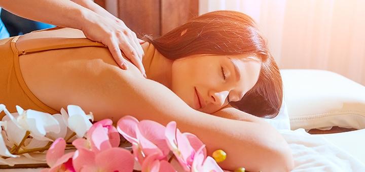 До 5 сеансов аромамассажа в студии массажа «Медуза»