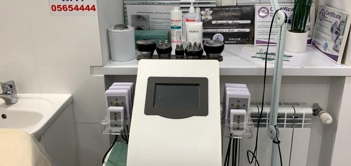 До 10 сеансов кавитации, вакуумного массажа и обертывания от «Cosmetolog White»
