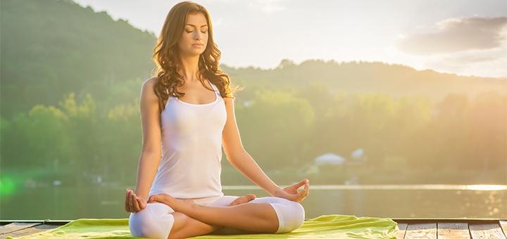 До 12 занятий йогой, детской йогой, табатой или стретчингом в школе йоги «Yoga Alliance»