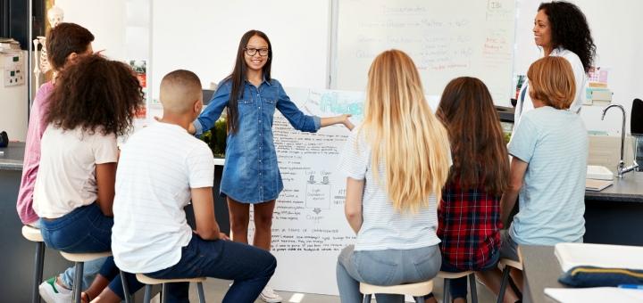 5 посещений тренинга для подростков «Будь лучшей версией себя» от Юлии Гончаренко
