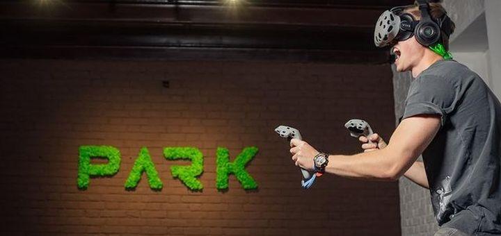 Скидка 50% на один час игры в VR в клубе «Park Virtual Reality»