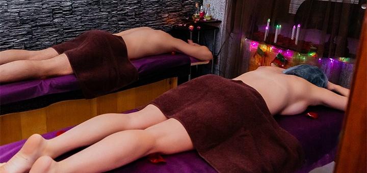 SPA-программа «Магия манго» в студии массажа «Dimetra Spa»