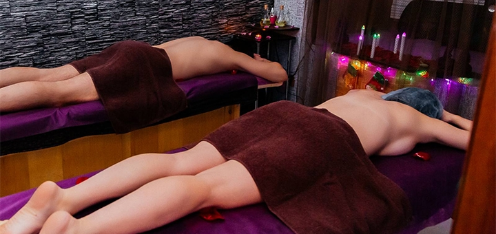 SPA-программа «Волшебная Леди» для одного или двоих одновременно в студии массажа «Dimetra SPA»