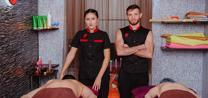 SPA-программа «Шоколадно-апельсиновая сказка» в студии массажа «Dimetra Spa»
