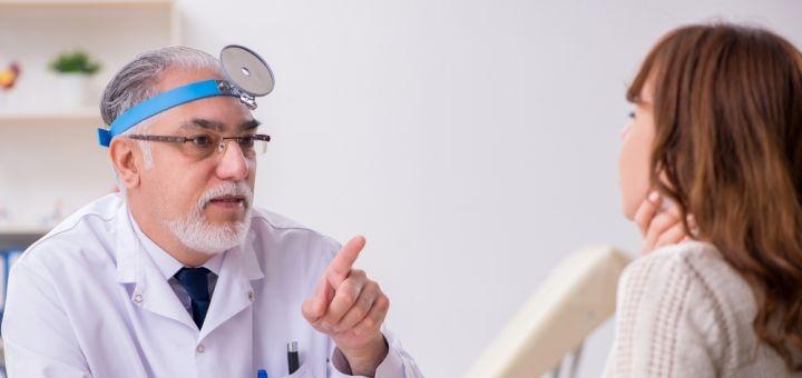 Комплексное обследование у отоларинголога в клинике «Клиника Доброго Доктора»