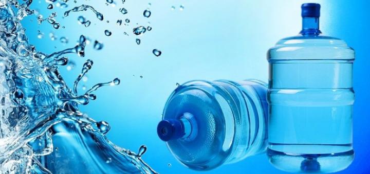 До 14 бутылей воды с доставкой на дом или в офис от «Fillmybot»