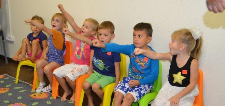 До 8 занятий по раннему развитию, подготовке к школе или в мини-саде от центра «Peek.a.Boo»