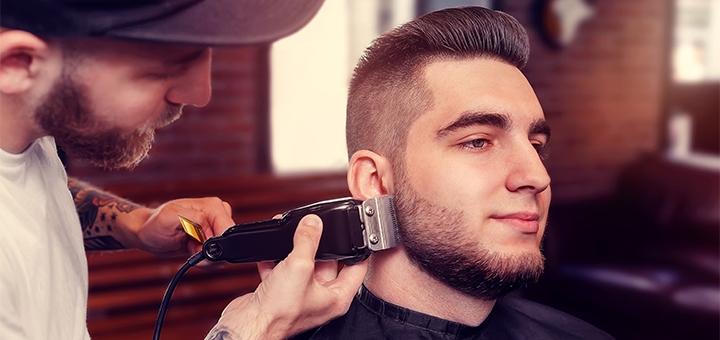 Мужская и детская стрижка и коррекция бороды в барбершопе «Чердак»
