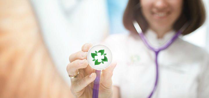 Консультация педиатра и составление вакцинальной карты в медицинском центре «Парк Клиника»