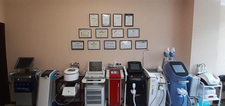 До 10 сеансов LPG-массажа в центре «Della Rossa»