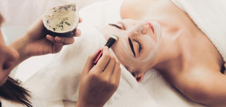 До 3 сеансов массажа лица с альгинатной маской в «Beauty Studio»