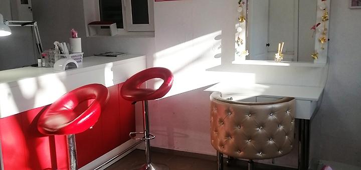 Женская стрижка с полировкой, укладкой или прической в салоне красоты «Beauty bar Flamingo»