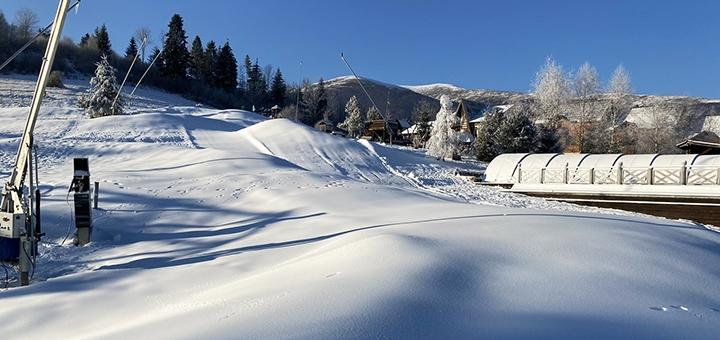 От 3 дней отдыха с завтраками на горнолыжном эко-курорте «Изки» в Закарпатье