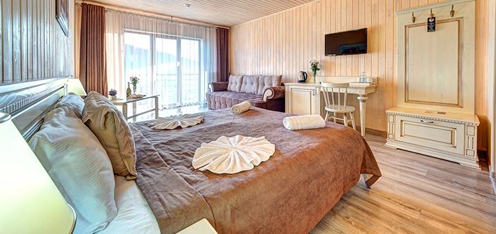 От 3 дней отдыха в мае и июне с завтраками и SPA в отеле «Podgore Spa & Resort»