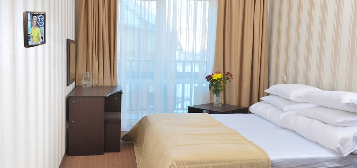 От 3 дней отдыха с питанием в отеле «Kasimir Resort Hotel» в Буковеле