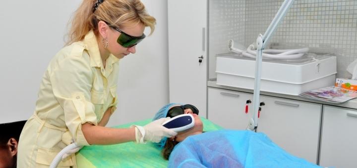 До 5 сеансов лазерной эпиляции в центре эстетической косметологии «Аполлинария»