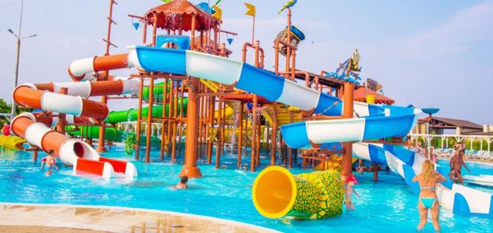 Скидка 25% на целый день развлечений в аквапарке «Одесса» до 29.07 включительно